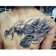 Temporäre Tattoo 3D Dragon Wasserdicht Abnehmbare Arm Körper Aufkleber