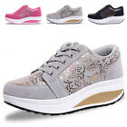 Womens Lightweight Sports Shoes Shape Up Toning Fitness Walking Shoes Sneaker