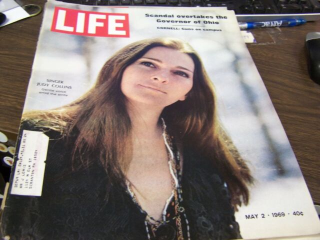 LIFE MAY 2 1969 - JUDY COLLINS  - GREAT ADS