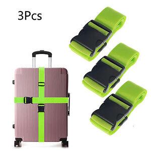 e03fe497c145 Best Travel Luggage Straps | eBay