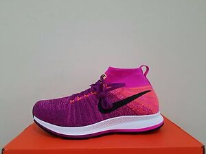 498f94d3e3d0 Image is loading Youth-Nike-Zoom-Pegasus-All-Out-Flyknit-GS-