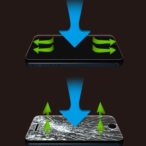 funda tipo bumper Sony Xperia z5 TPU de silicona funda funda protectora cristal blindado lámina