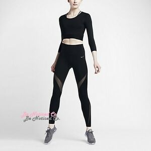 166f599436de4 Nike NikeLab Essentials Dri-FIT Tights Women s Training Tights XS ...