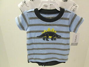 311330a06 Boy's Dinosaur Print 3-Piece Diaper Cover Set by Carters, Size 3 ...