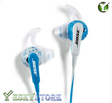 Genuine Bose FreeStyle In-ear Earbuds/Headphones for iOS, Ice Blue Color