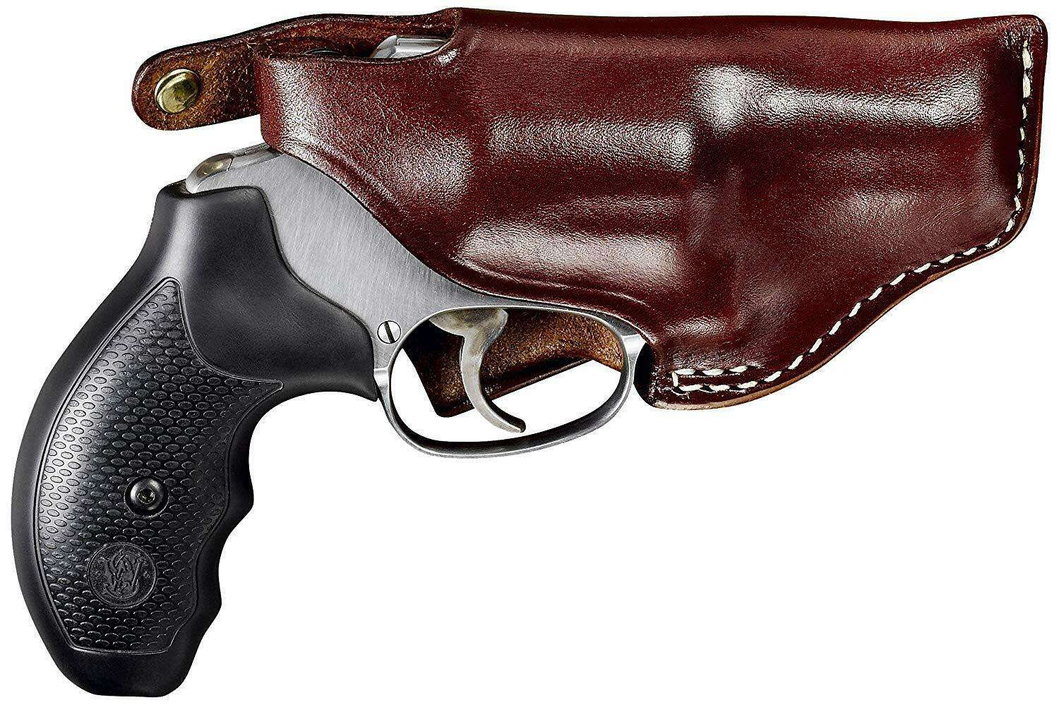 Carrylite S&W K L Funda Para Ruger SECURITY SIX Marcos & Taurus 66 con 4  barril