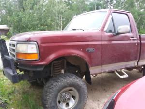 1996 Ford f150 XLT