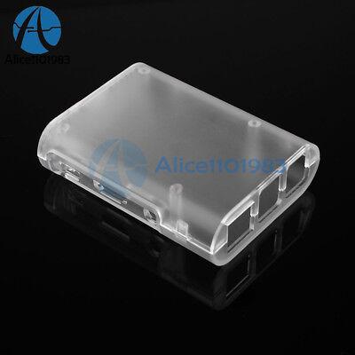 5x Transparent Clear ABS Plastic Case Box Enclosure for Raspberry Pi 2 B //B V1