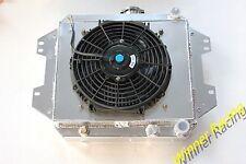 40MM RADIATOR+SHROUD+FAN FOR SUZUKI JIMNY 1000 SJ410 SAMURAI 1.0 SJ413 M/T 82-98