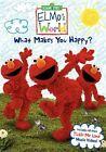 Elmo S World What Makes You Happy 0891264001267 DVD Region 1