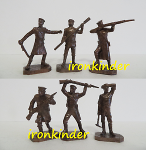 Sevastopol Metal Toy collection soldier 40mm