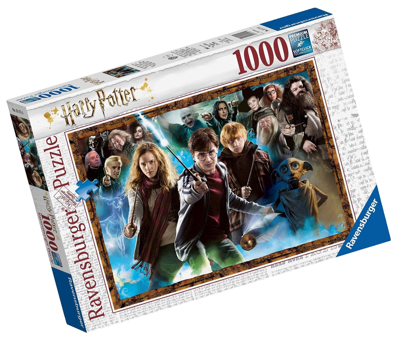 Ravensburger Harry Potter  1000pc 1000pc 1000pc Jigsaw Puzzle bed1f0