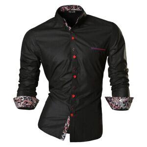 Details About Camisas Modernas Ropa Para Hombre De Vestir Elegantes De Moda Para Hombres