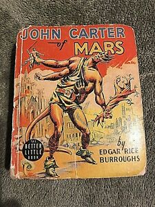 John Carter of Mars By Edgar Rice Burroughs #1402