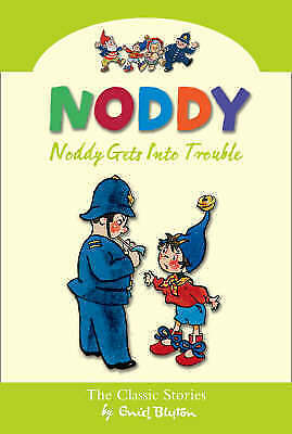 1 of 1 - Very Good, Noddy Gets Into Trouble (Noddy Classic Collection, Book 8), Blyton, E