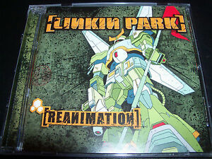 Linkin-Park-Reanimation-Australia-CD-New