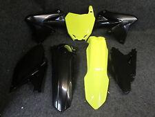 Suzuki RMZ250 2010-2016 New X-Fun Rockstar colour full plastic kit PK2005