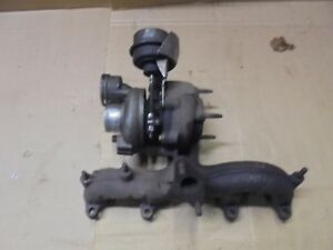 SKODA-FABIA-VRS-2006-1-9TDI-DIESEL-TURBO-CHARGER-RECON-USE-ONLY