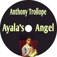 Ayala's Angel, Anthony Trollope Romance, Life & Family Audiobook on 1 MP3 CD