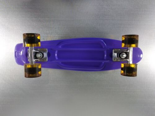 22/'/'  KIDS Coloured Skateboards ORANGE,PURPLE,BLUE