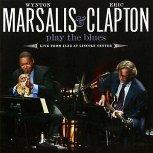 Wynton-Marsalis-Eric-Clapton-Play-the-Blues-Live-2-Disc-CD-DVD-CD-NEW