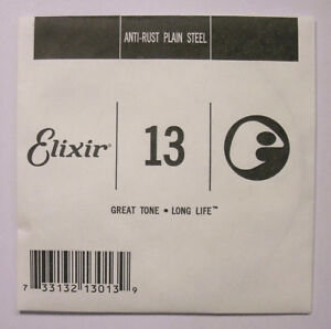 2019 DernièRe Conception 1 X Détail Elixir-corde E-guitares-corde 013-te 013 Fr-fr Afficher Le Titre D'origine Couleur Rapide