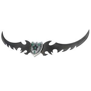 Demon-Assassin-Night-Elf-War-Fantasy-Gaming-Sword-Collectible-with-Wood-Plaque