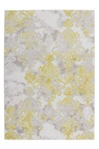 poil-ras-Tapis-ACRYLIQUE-SOUPLE-Design-Floral-Tapis-moderne-3D-effet