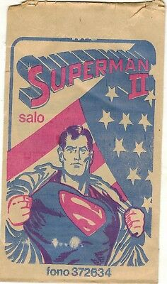 Chili 1980 Salo Superman 2 Sticker Pack