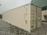 40' NEW One-Trip Shipping Container / Sea can / Storage Units Delta/Surrey/Langley Greater Vancouver Area Preview