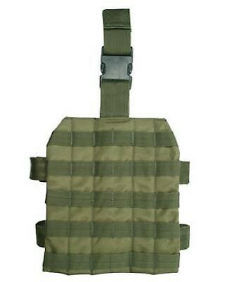 Intelligent Us Drop Leg Beinadapter W Beinbefestigung Molle Army Od Green Oliv Rucksäcke & Taschen