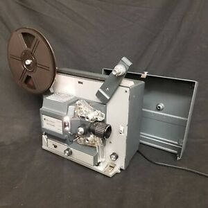 Vintage-Bell-amp-Howell-Autoload-8mm-Film-Projector-357B
