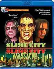 Various-Slime City/Slime City Massacredouble Feature  (US IMPORT)  Blu-Ray NEW
