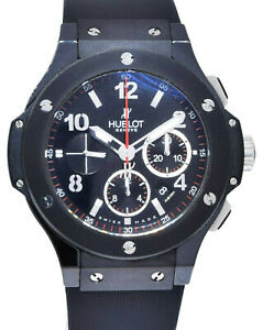 Hublot Big Bang Black Magic Ceramic Black Dial 44mm Watch 301.CX.130.RX