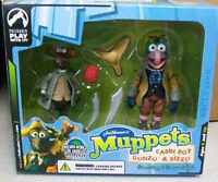 The Muppets Cabin Boy Gonzo & Rizzo In Box Wizard World Exclusive Crs