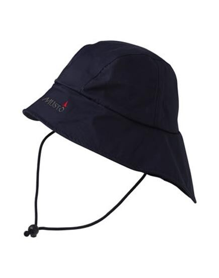 Musto Performance Breathable Sou'Wester Hat Wet Weather - Navy