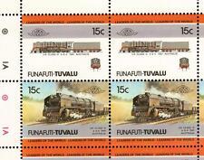 1941 VR Class H (Heavy Harry) Australia Train 50-Stamp Sheet / LOCO 100 LOTW