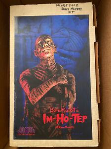 1998 Janus IM-HO-TEP / The Mummy - Deluxe Resin Model Kit - Jeff Yagher Sculpted