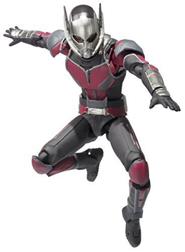 NEW SH FIGUARTS CAPTAIN AMERICA CIVIL WAR ANT MAN 15CM 5.9INCH FIGURE  B1