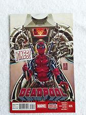 Deadpool #35 (November 2014, Marvel) Fine