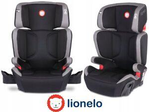 kindersitz hugo grau isofix autositz 15 36 kg gruppe ii iii ebay. Black Bedroom Furniture Sets. Home Design Ideas
