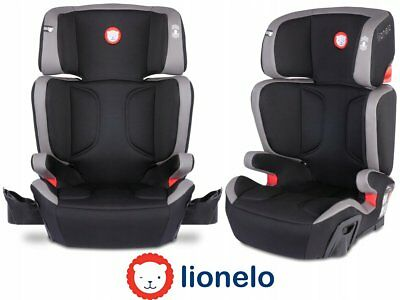 kindersitz hugo grau isofix autositz 15 36 kg gruppe ii iii ebay. Black Bedroom Furniture Sets. Home Design Ideas