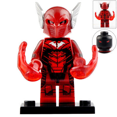 Batman Red Death Minifigure Dc Dark Multiverse Lego HOT NEW