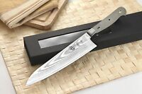 Katsura Japanese Damascus Gyuto Chef's Knife Kit Blank Vg-10 Steel 67 Layers 8in