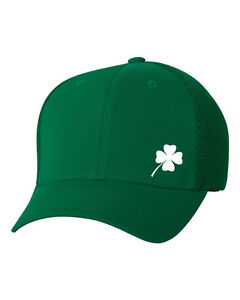 54b4fe21536 ST PATRICK S Day Patty s Day IRISH Flex Fit HAT    FREE SHIPPING in ...