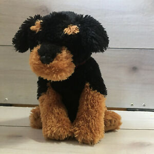 A108-Ty-Classics-Brutus-Rotty-Rottweiler-Dog-Plush-12-034-Stuffed-Toy-Lovey