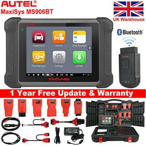 Autel Maxisys MS906BT Pro ECU Coding Car OBD2 Diagnostic Scan Tool Better MS906