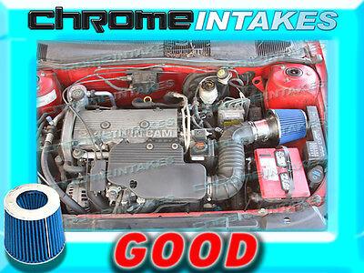 RED 94 95 96 97 98 PONTIAC GRAND AM 2.3 2.3L//2.4 2.4L//3.1 3.1L I4//V6 AIR INTAKE