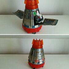 "SPACE CAPSULE  HORIKAWA S.H  Tin Toy Japan Vintage 1960"""