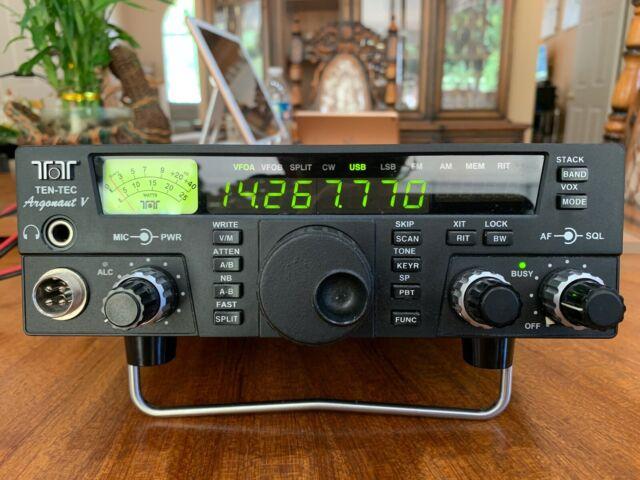 Ten Tec Model 963 Radio Transceiver For Sale Online Ebay
